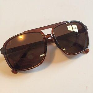 Maui Jim Brown Men's Sunglasses Browbar